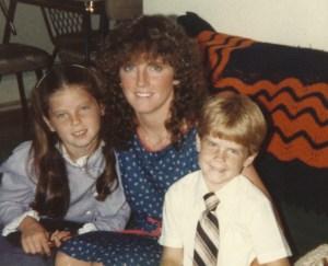 Kelly, Ellen, Daniel 1982
