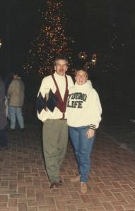 Tim and Ellen